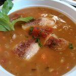 zuppa di scorfano