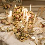 tavola-classica-di-natale oro