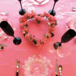 tavola-san-valentino-cuore-rosa-kraken